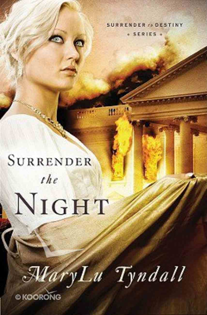 Surrender to the Night (#02 in Surrender To Destiny Series) Paperback