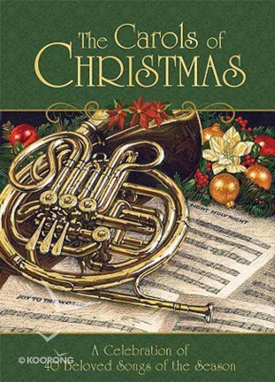 The Carols of Christmas Hardback