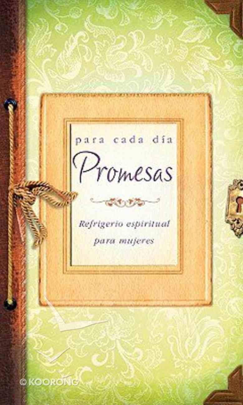 Promesas (Everyday Promises) Paperback