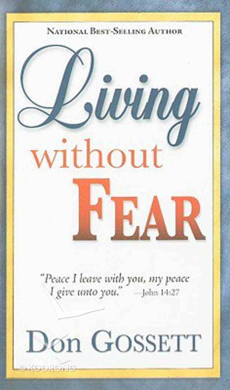Living Without Fear Mass Market