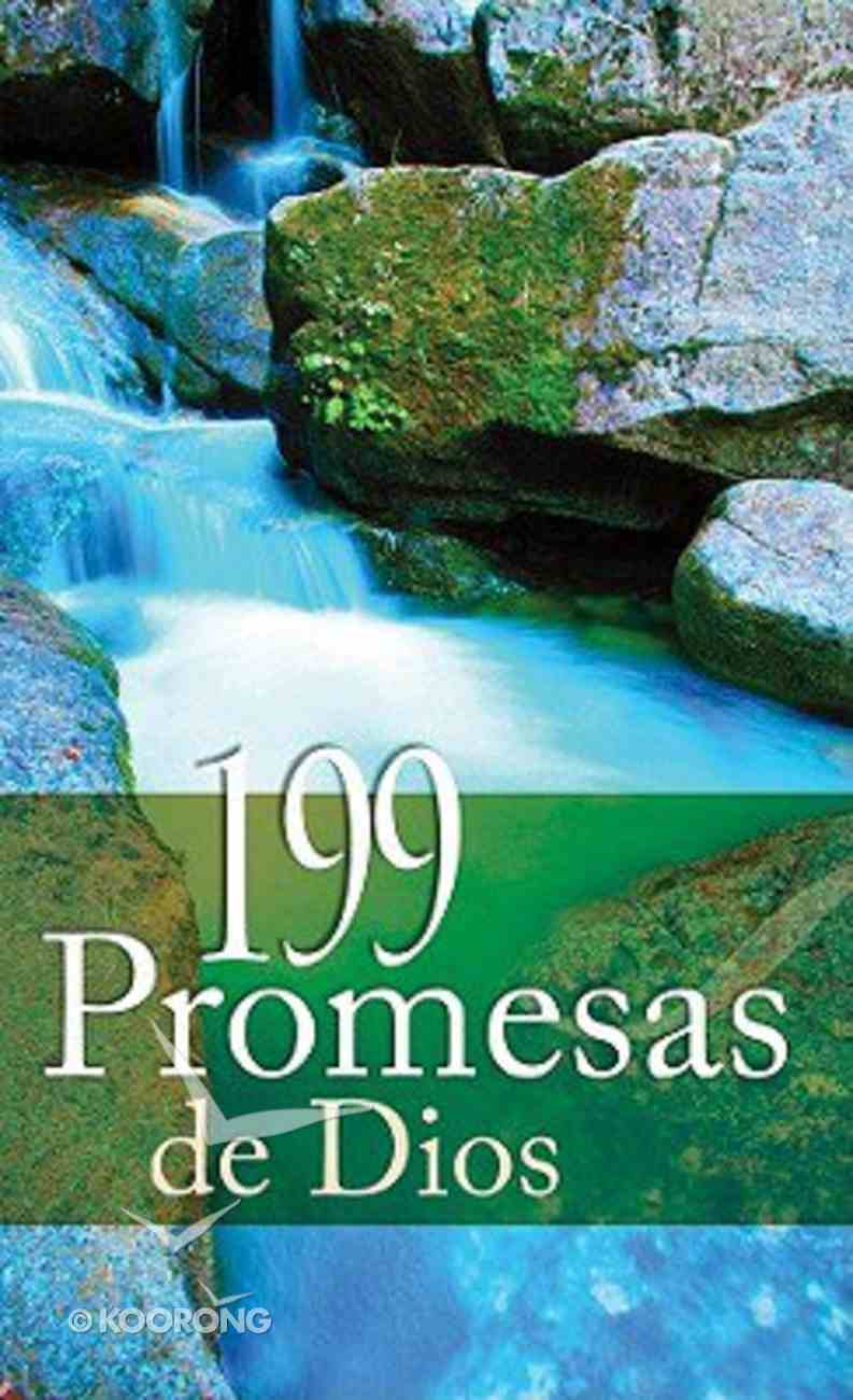 199 Promesas De Dios (199 Promises Of God) Paperback