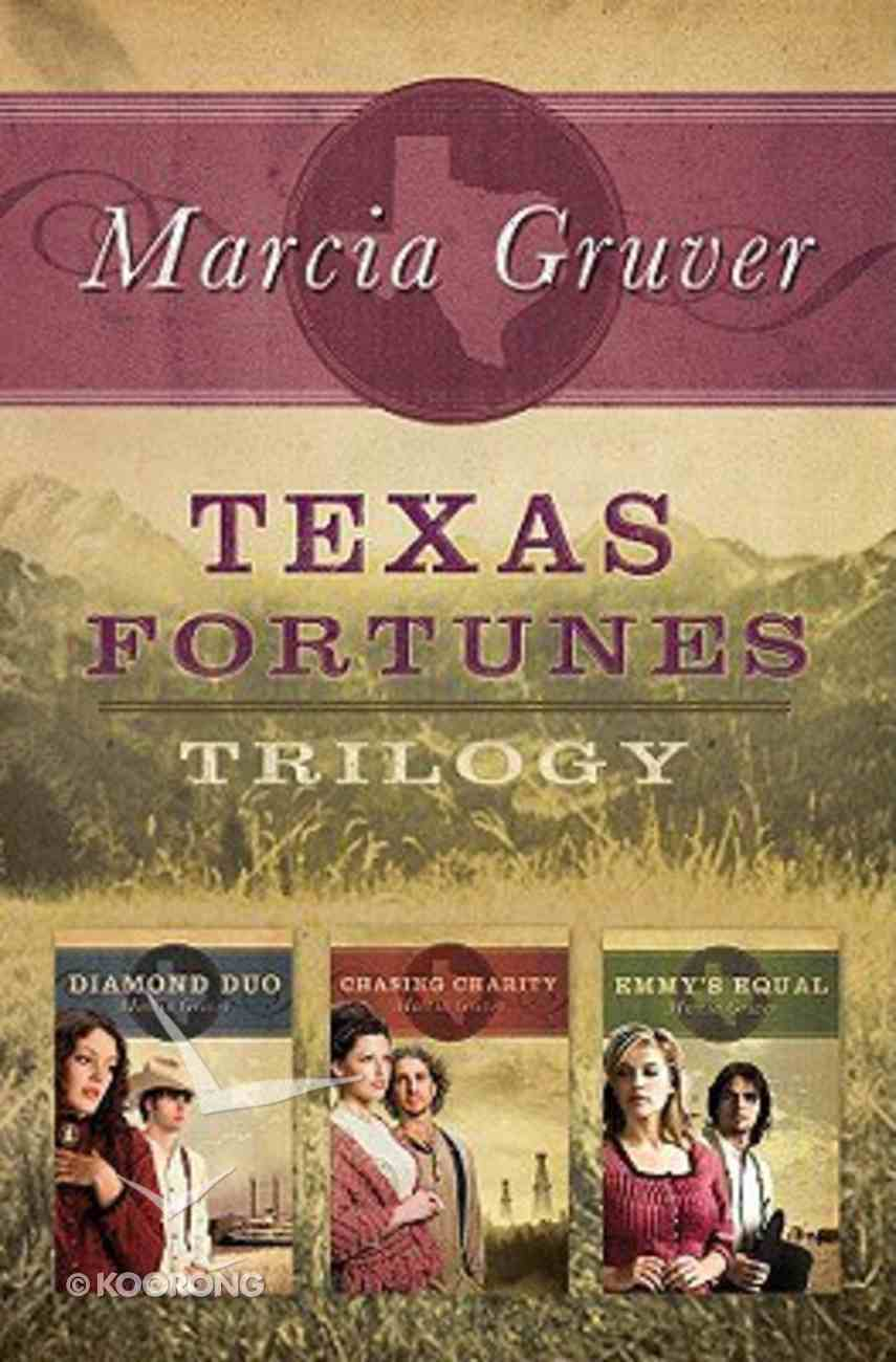 Texas Fortunes Trilogy Series (Texas Fortunes Series) Paperback
