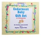 Cedarmont Baby: Gift Collection 3 Cds image