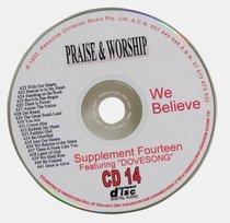 Album Image for Rcm Volume C: Supplement 14 We Believe (2 Cds) (623-641) - DISC 1