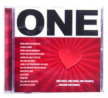Album Image for One - Top Praise and Worship Songs - DISC 1