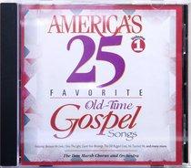 Album Image for America's 25 Favorite Gospel 1 - DISC 1