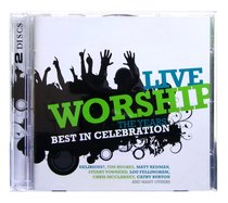 Album Image for Live Worship: The Year's Best in Celebration - DISC 1