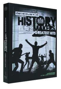 Album Image for History Makers: Greatest Hits Limited Edition - DISC 1