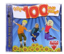 Album Image for Top 100 Kids Songs: Kids Sing Praise Collection - DISC 1