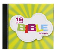 Album Image for 16 Great Bible Songs - DISC 1