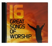 Album Image for 16 Great Songs of Worship - DISC 1