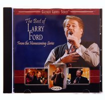 Album Image for The Best of Larry Ford - DISC 1