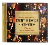 Album Image for Country Bluegrass Homecoming Volume 1 - DISC 1