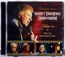 Album Image for Country Bluegrass Homecoming Volume 2 - DISC 1