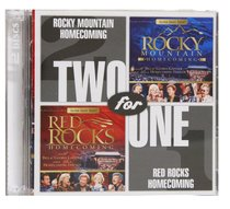 Album Image for Rocky Mountain Homecoming/ Red Rocks Homecoming (Gaither 2 For 1 Series) - DISC 1