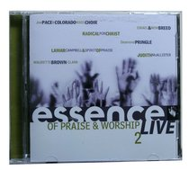 Album Image for Essence of Praise and Worship Live (Vol 2) - DISC 1