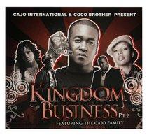 Album Image for Kingdom Business Part 2 - DISC 1