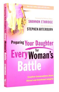 Product: Preparing Your Daughter For Every Woman's Battle Image