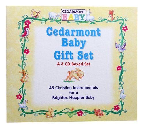 Product: Cedarmont Baby: Gift Collection 3 Cds Image