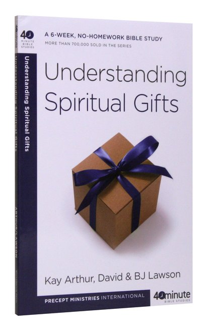 Product: 40mbs: Understanding Spiritual Gifts Image