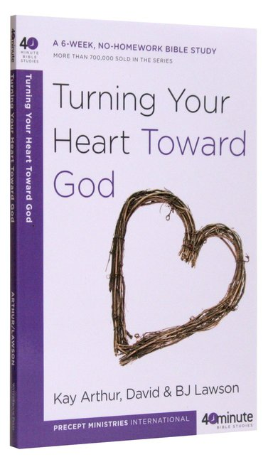 Product: 40mbs: Turning Your Heart Toward God Image