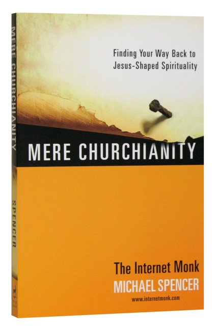 Product: Mere Churchianity Image