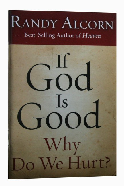 Product: Booklet If God Is Good Why Do We Hurt? (10 Pack) Image