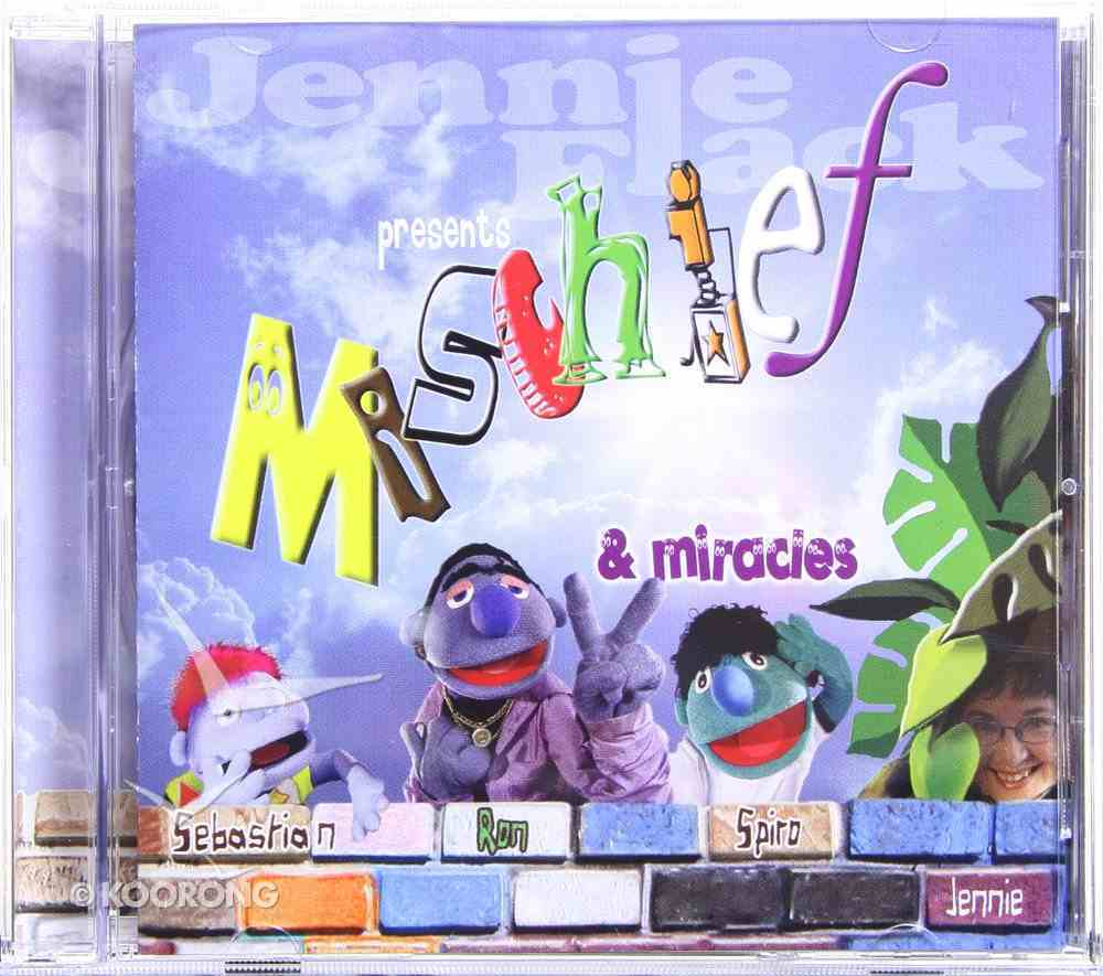 Mischief and Miracles CD