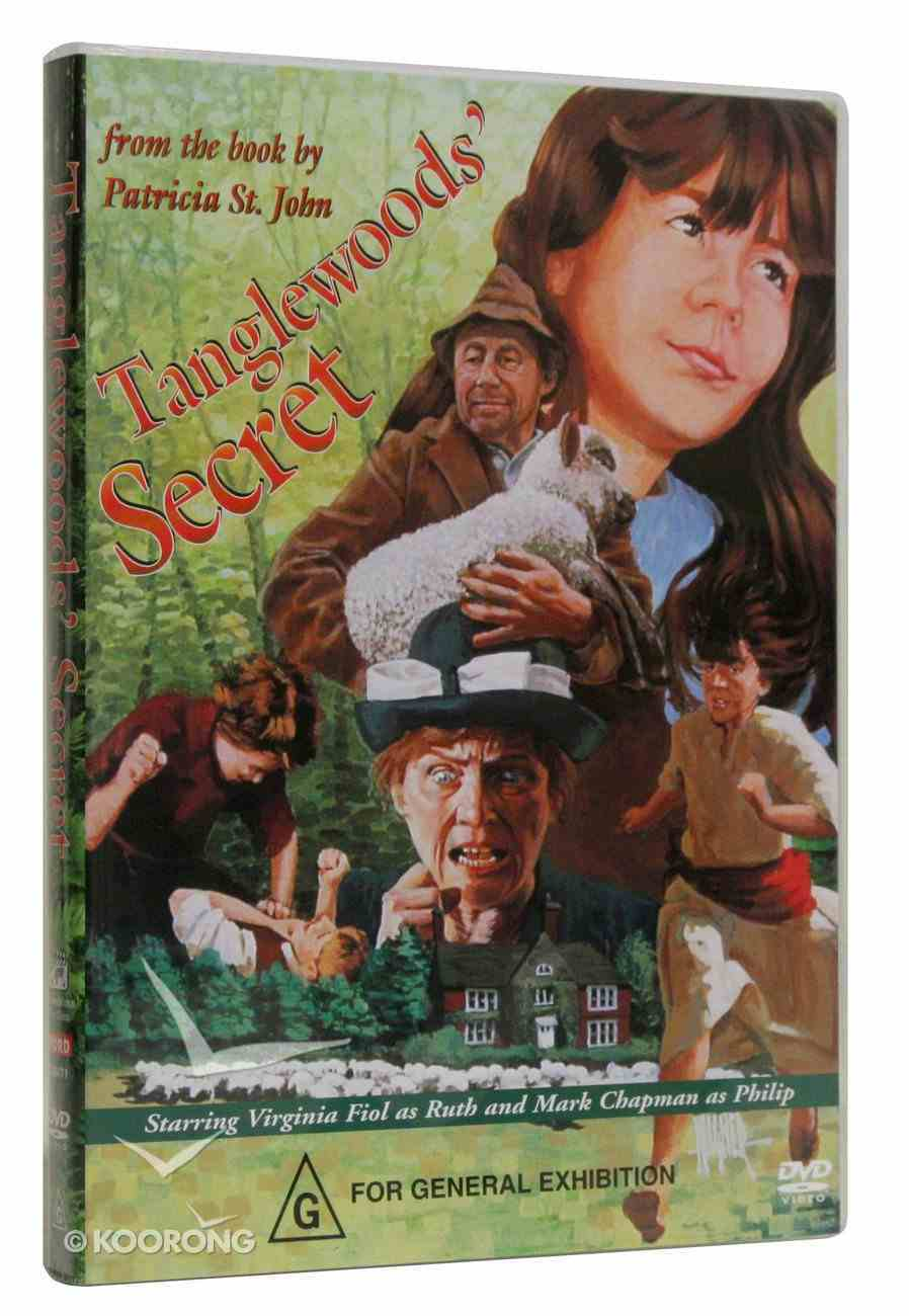 Tanglewood's Secret DVD