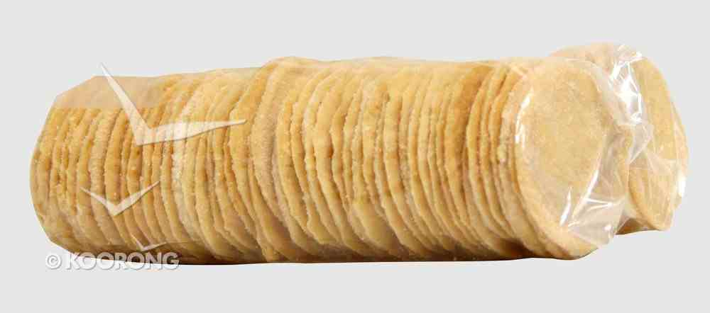 "Communion Altar Bread: 1 3/8"" Gluten Free, Wheat, Dairy & Corn Free (Wafers) Box"