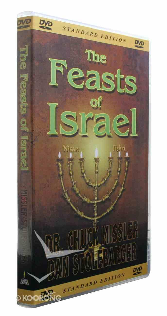 Feasts of Israel DVD