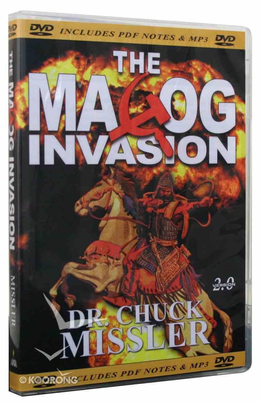 Magog Invasion DVD