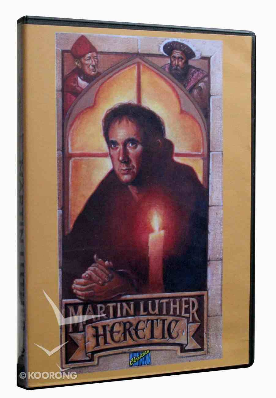 Martin Luther Heretic DVD