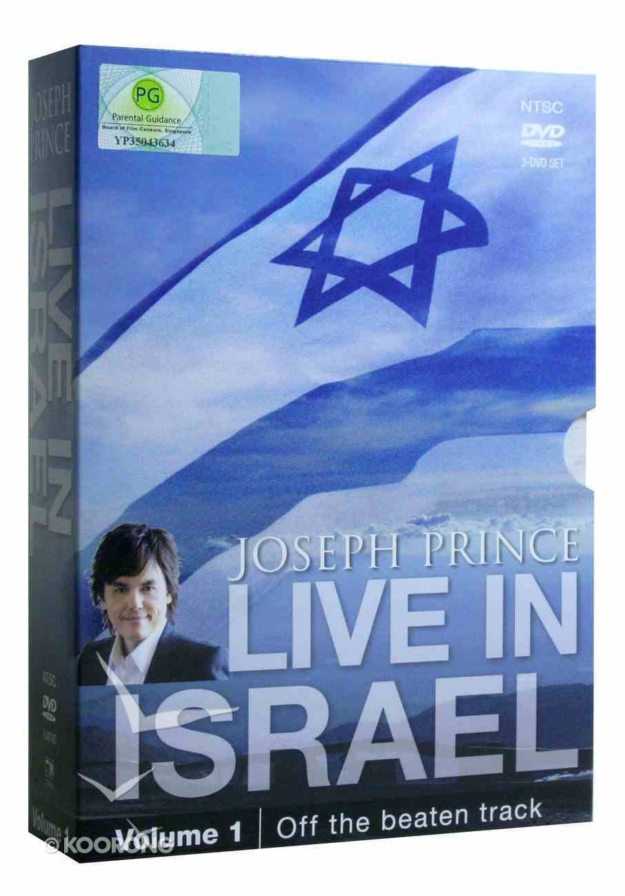 Live in Israel (3 Dvds) (Part 1) DVD
