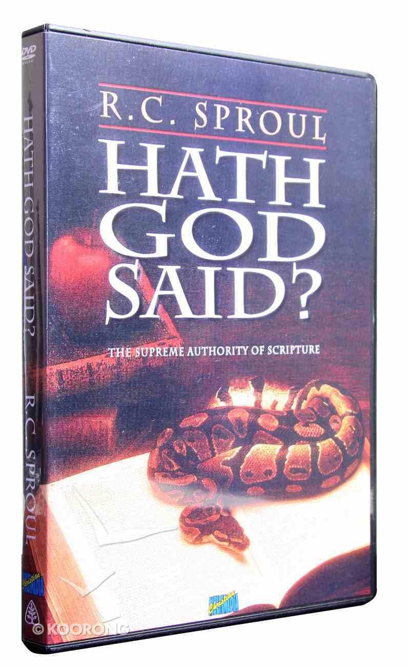 Hath God Said? DVD