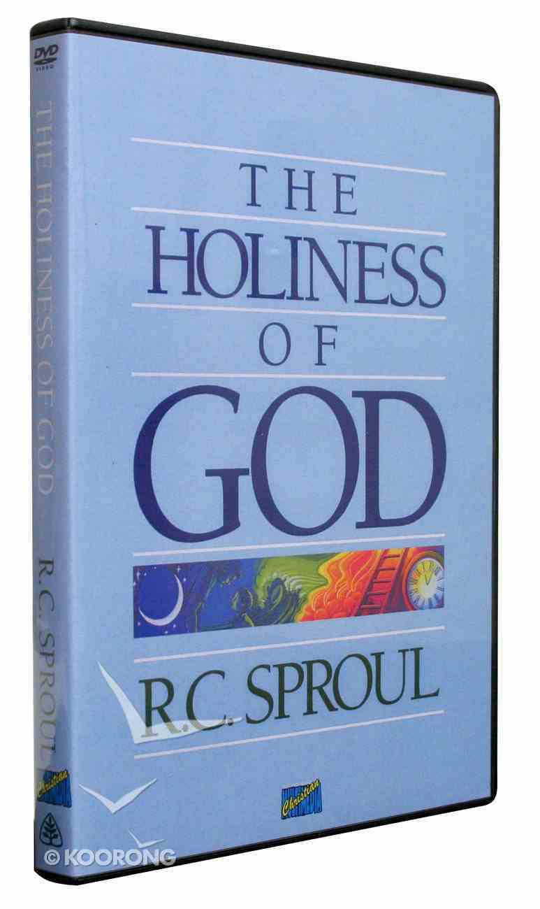 The Holiness Of God By R C Sproul Koorong
