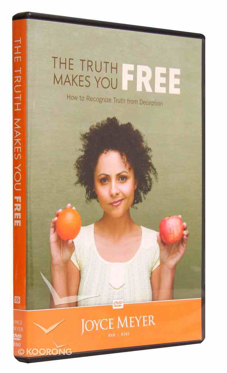 The Truth Makes You Free DVD
