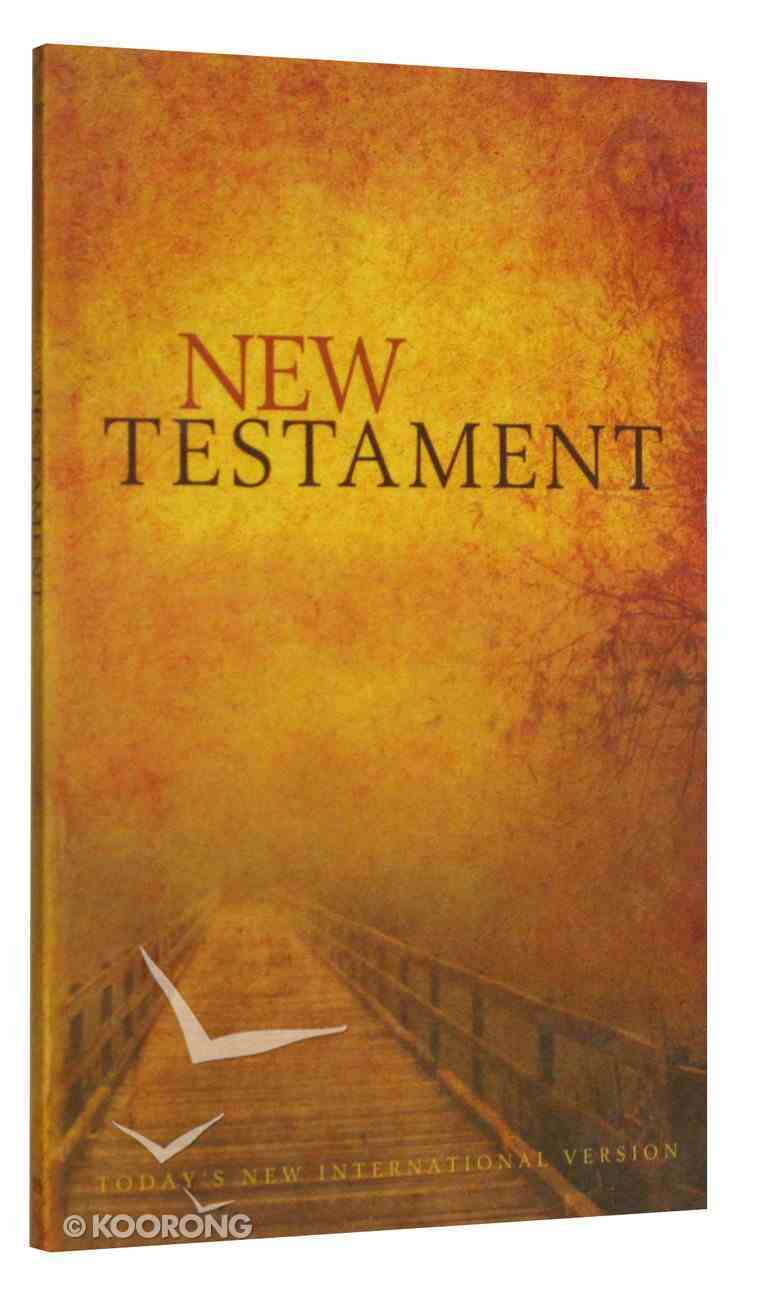 TNIV New Testament Paperback: Holy Bible Cover Paperback