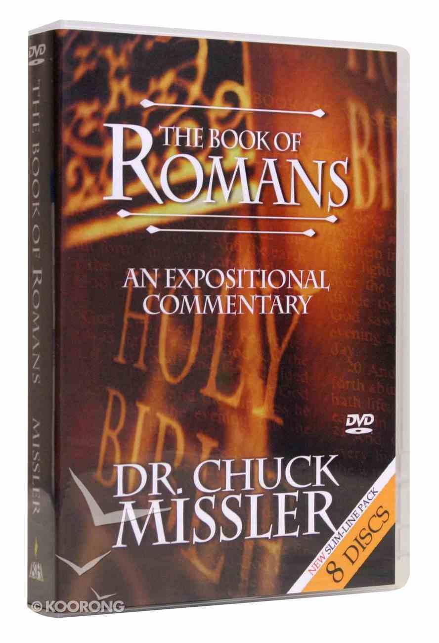 Romans Commentary DVD