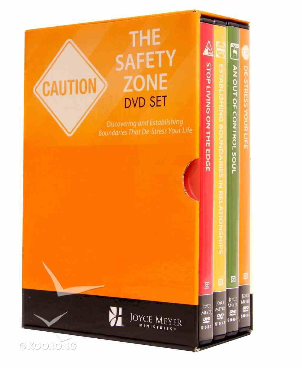 The Safety Zone Set (4 Dvd Set) DVD