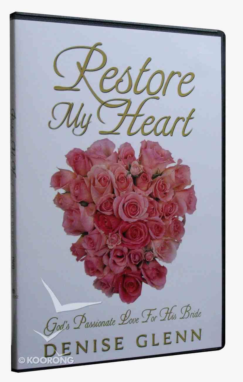 Restore My Heart DVD DVD