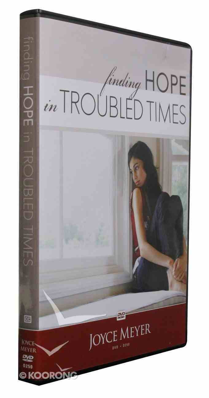 Finding Hope in Troubled Times (1 Disc) DVD