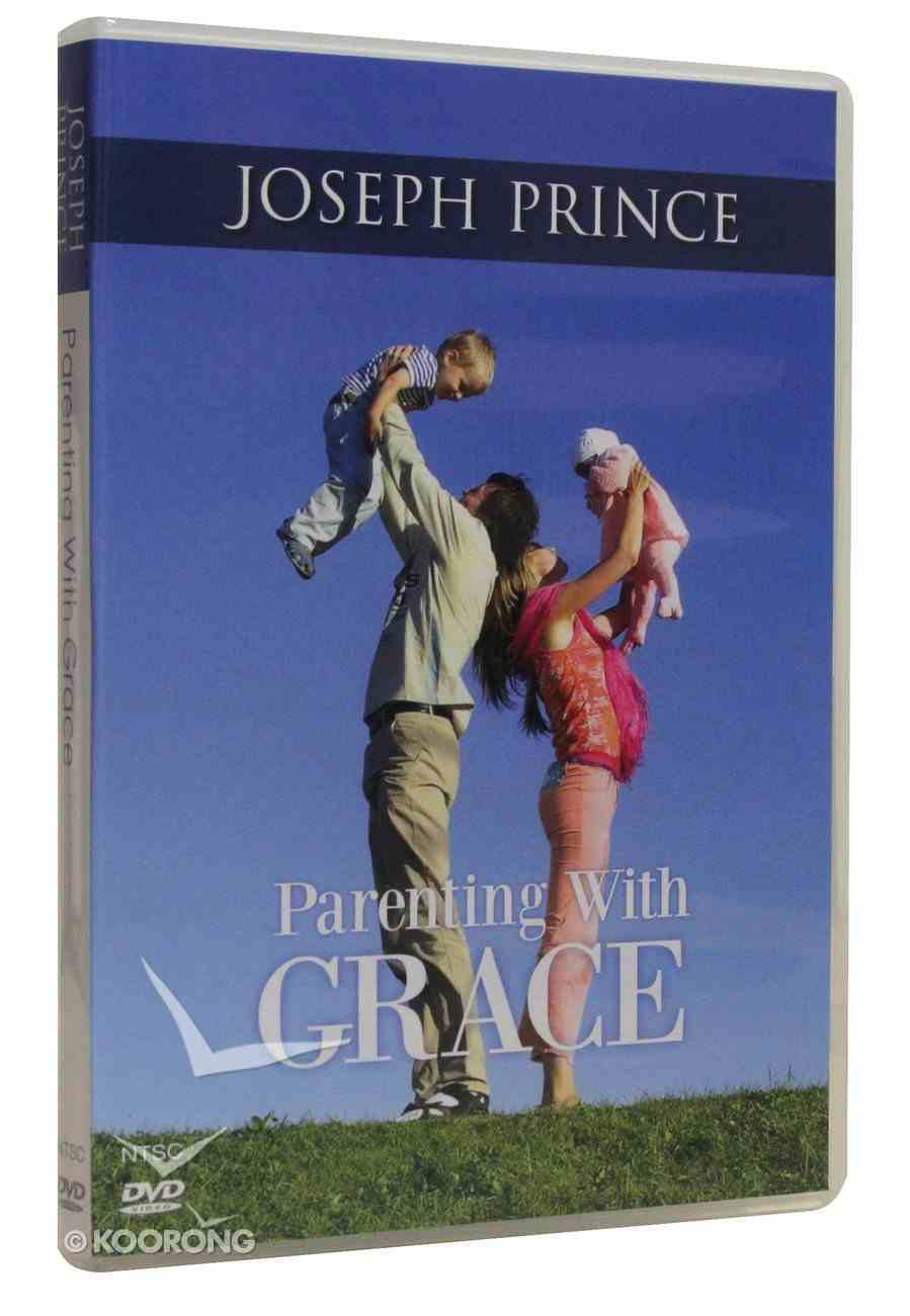 Parenting With Grace DVD