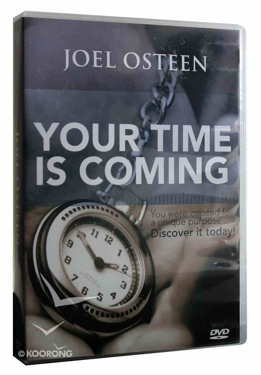 Your Time is Coming/Free to Worship (Joel Osteen Pack Series) DVD