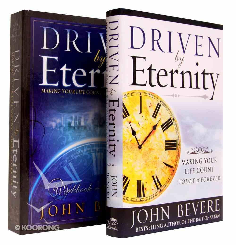 Driven By Eternity and Devotional Workbook Hardback