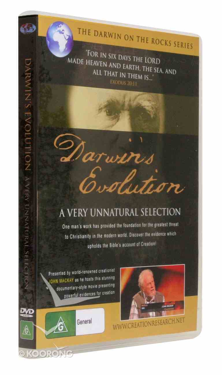 Darwin's Evolution DVD