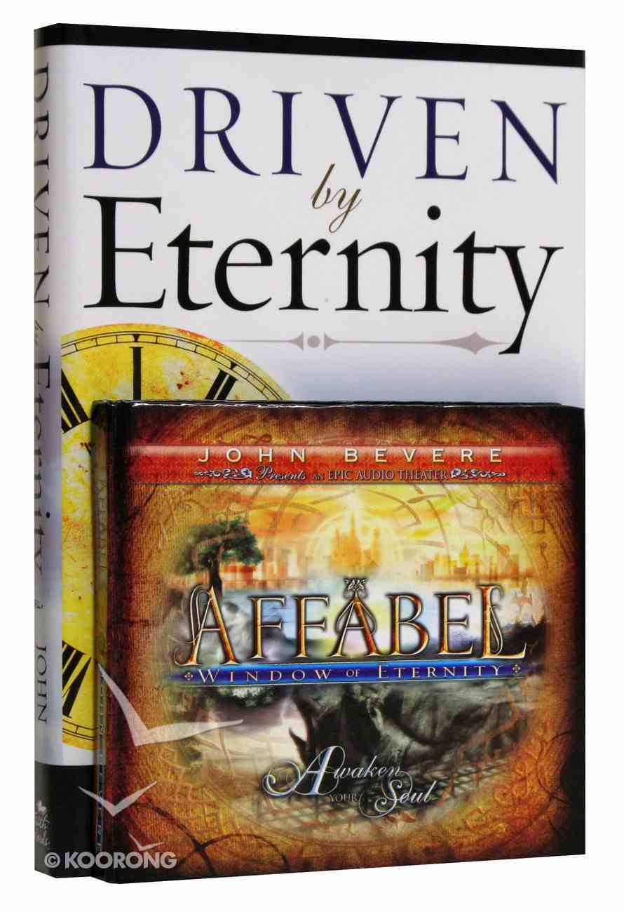 Driven By Eternity and Affabel CD Pack Pack