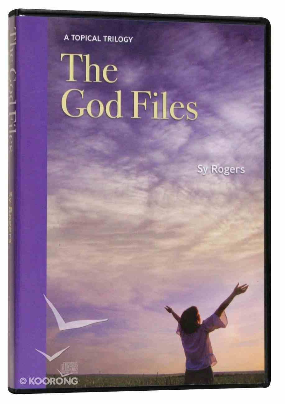 The God Files (3 Cds) CD