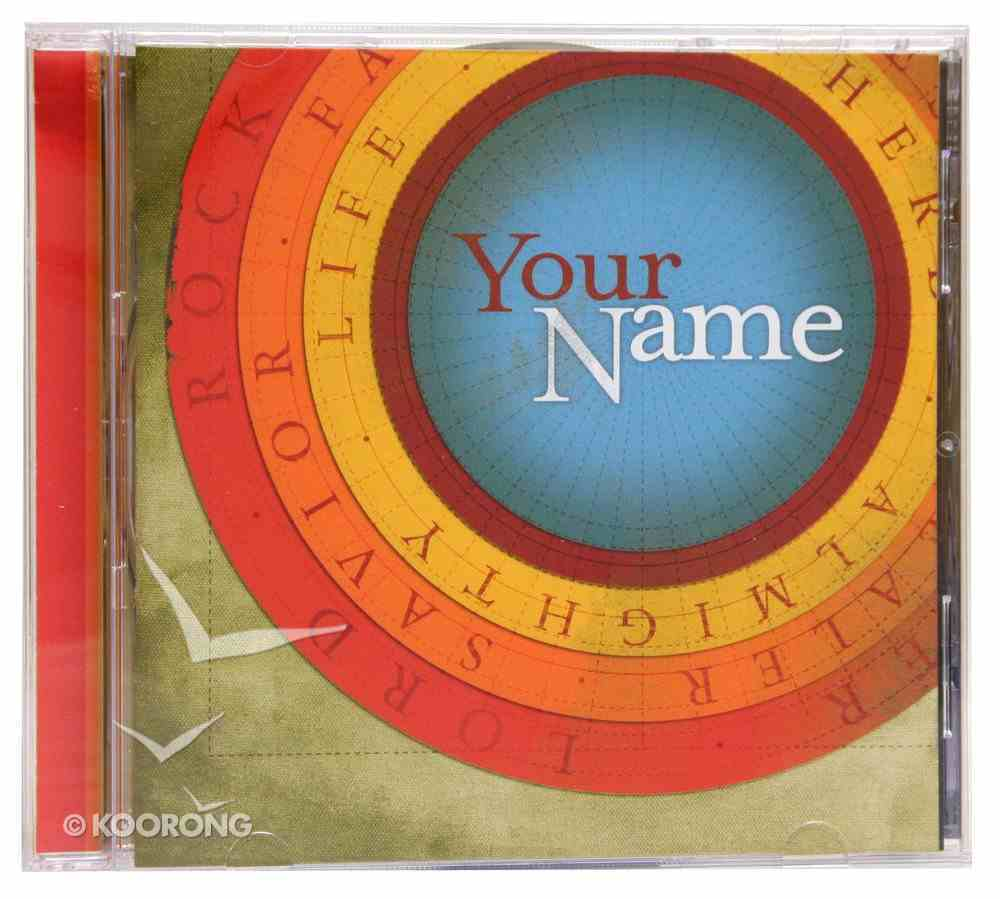 Your Name CD
