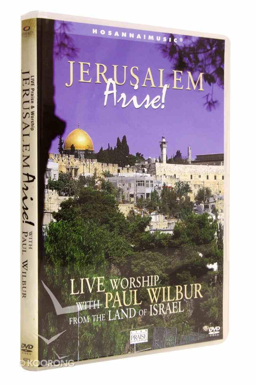 Jerusalem Arise DVD